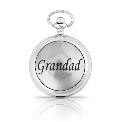 Grandad Mechanical Pocket Watch