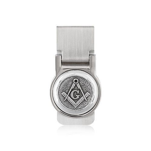 Masonic G Moneyclip