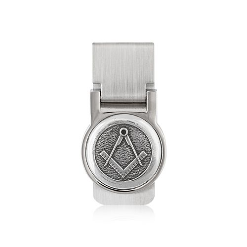 Masonic Moneyclip
