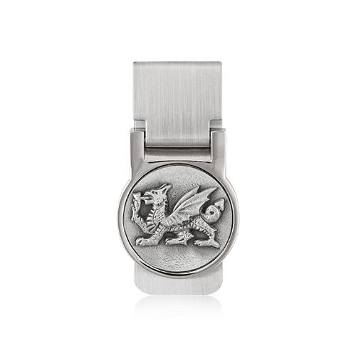 Welsh Dragon Moneyclip