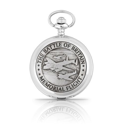 Battle Of Britain Mechanical Pocket Watch