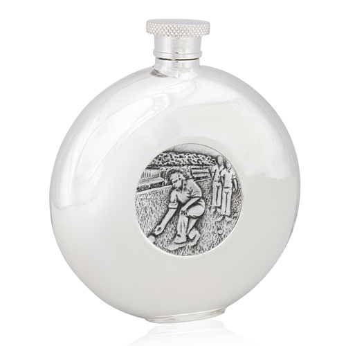 Bowling Round Flask