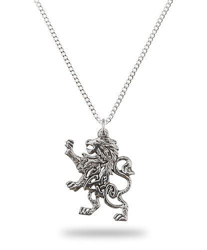 Celtic Lion Pendant