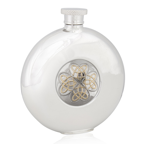 Celtic Two Tone Round Flask