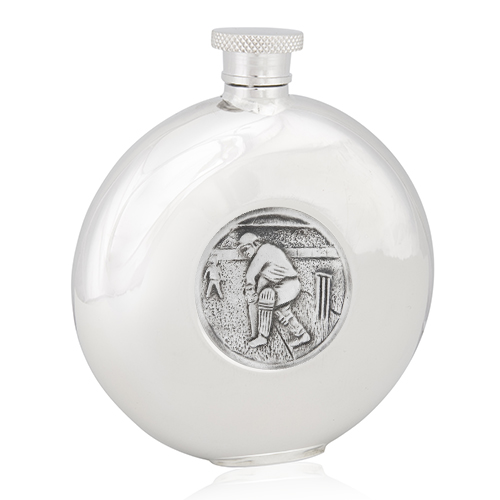 Cricket Round Flask