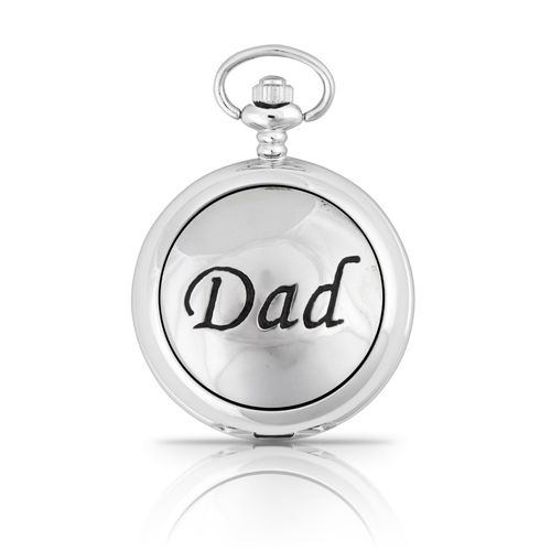 Dad Mechanical Pocket Watch