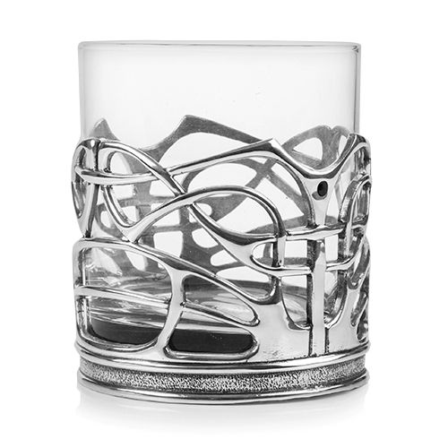 Enamelled Whisky Tumbler