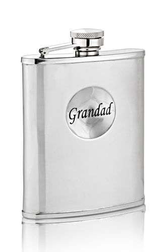 Grandad Hip Flask