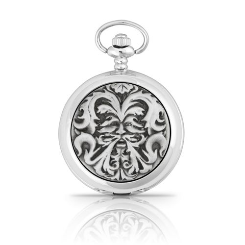 Greenman Mechanical Pocket Watch