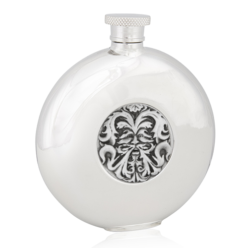 Greenman Round Flask