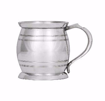 Half Pint Barrel Tankard