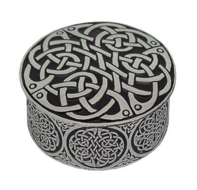 Never Ending Knot Celtic Box