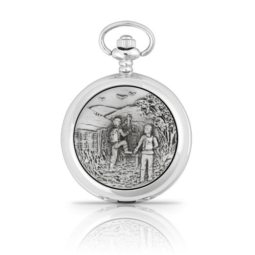 Ramblers Mechanical Pocket Watch