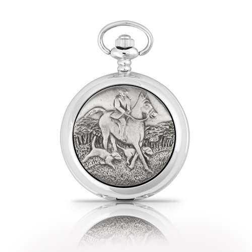 The Hunt Pocket Watch