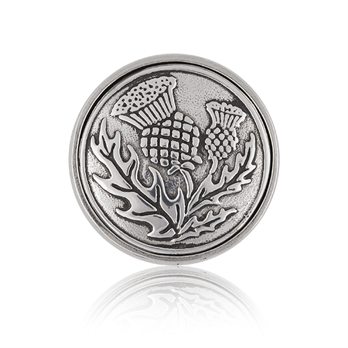 Thistle Purse Mirror