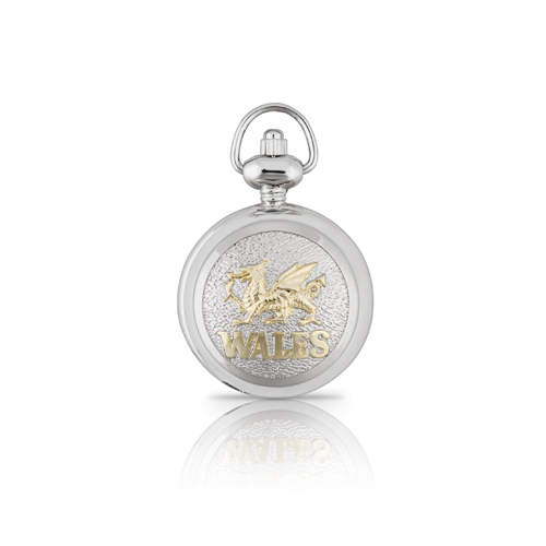 Two Tone Welsh Dragon Ladies Watch