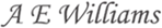 A E Williams Logo